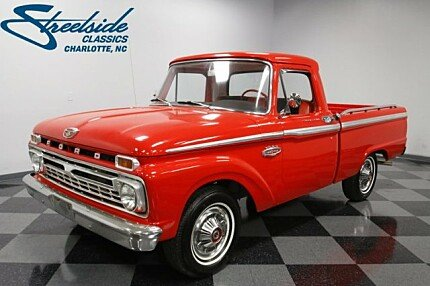1966 Ford F100 for sale 100978156