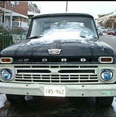 1966 Ford F100 for sale 100989451