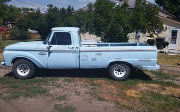1966 Ford F100 2WD Regular Cab for sale 100996960