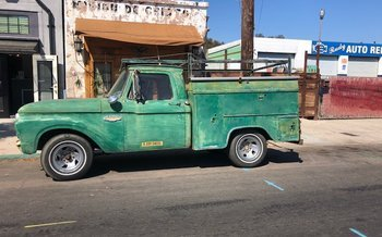 1966 Ford F100 2WD Regular Cab for sale 101038691