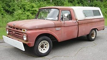 1966 Ford F250 for sale 100831382