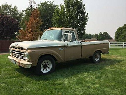 1966 Ford F250 for sale 100907420