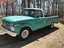 1966 Ford F250 2WD Regular Cab for sale 100979705