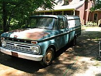 1966 Ford F250 2WD Regular Cab for sale 100990387