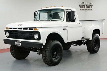 1966 Ford F250 for sale 101004990