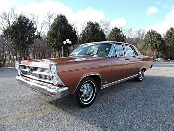 1966 Ford Fairlane for sale 100834297