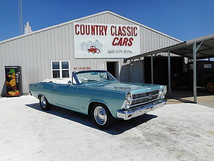 1966 Ford Fairlane for sale 100870645
