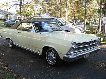 1966 Ford Fairlane for sale 100895326