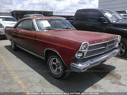 1966 Ford Fairlane for sale 101016116