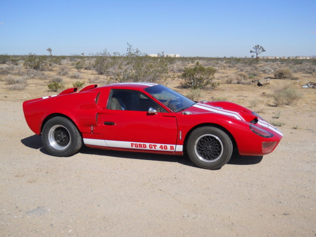 Ford Gt Replica For Sale