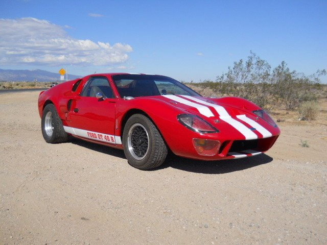 ... 1966 Ford GT40-Replica for sale 100747766 ... : used ford gt40 replica cars - markmcfarlin.com