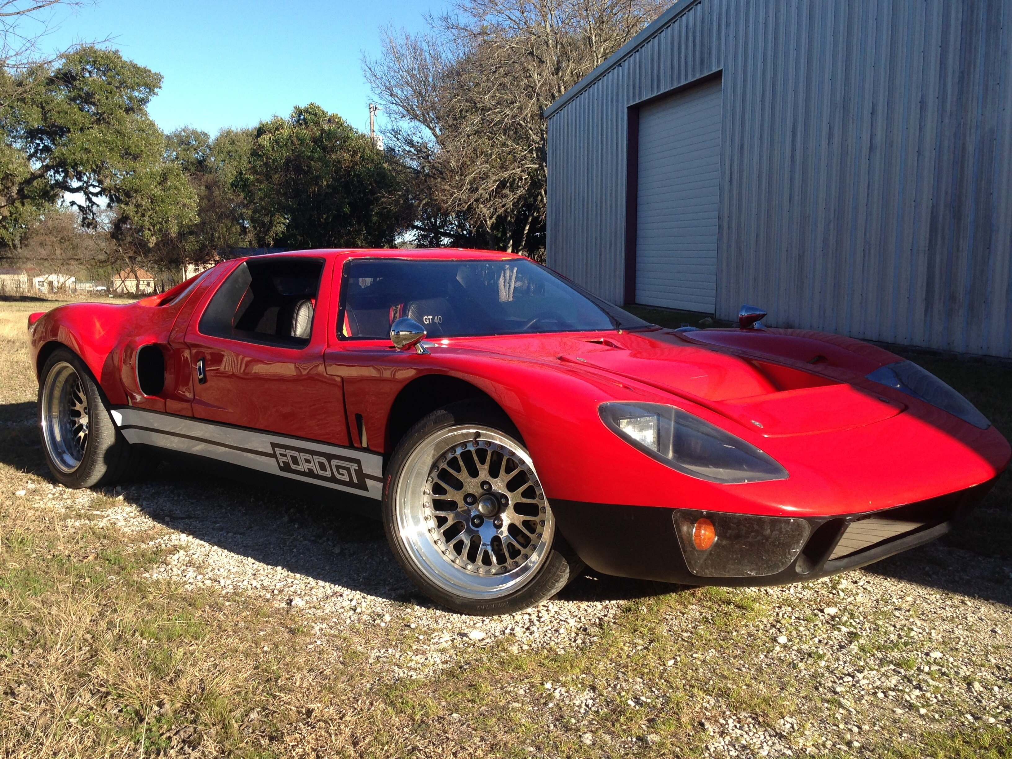 ... 1966 Ford GT40-Replica for sale 100906425 ... : used ford gt40 replica cars - markmcfarlin.com