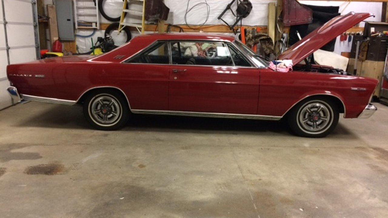 1966 Ford Galaxie for sale 100923620