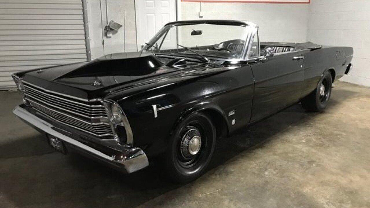 1966 Ford Galaxie for sale near Savannah, Georgia 31415 - Classics ...