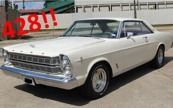 1966 Ford Galaxie for sale 100855787