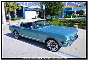 1966 Ford Mustang for sale 100788100