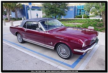 1966 Ford Mustang for sale 100835111