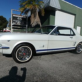 1966 Ford Mustang for sale 100862114