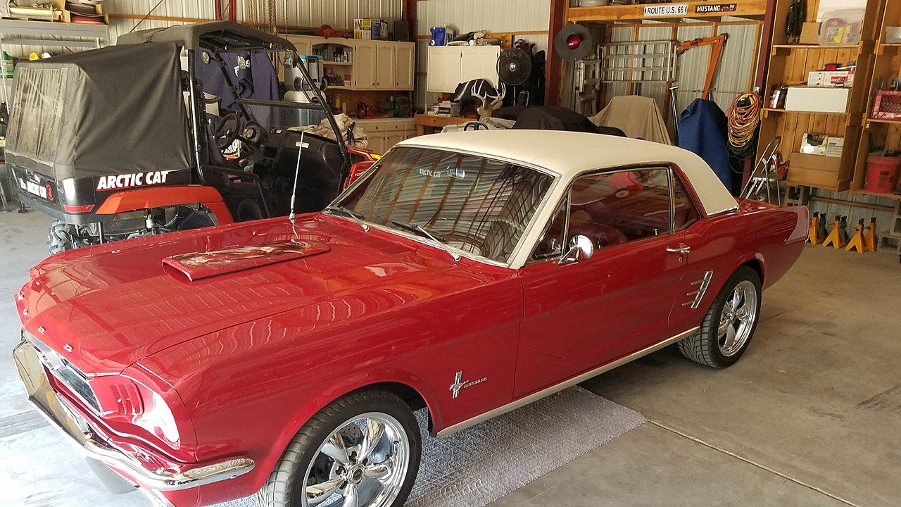 1966 Ford Mustang Coupe for sale 100879984