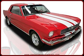1966 Ford Mustang for sale 100907289
