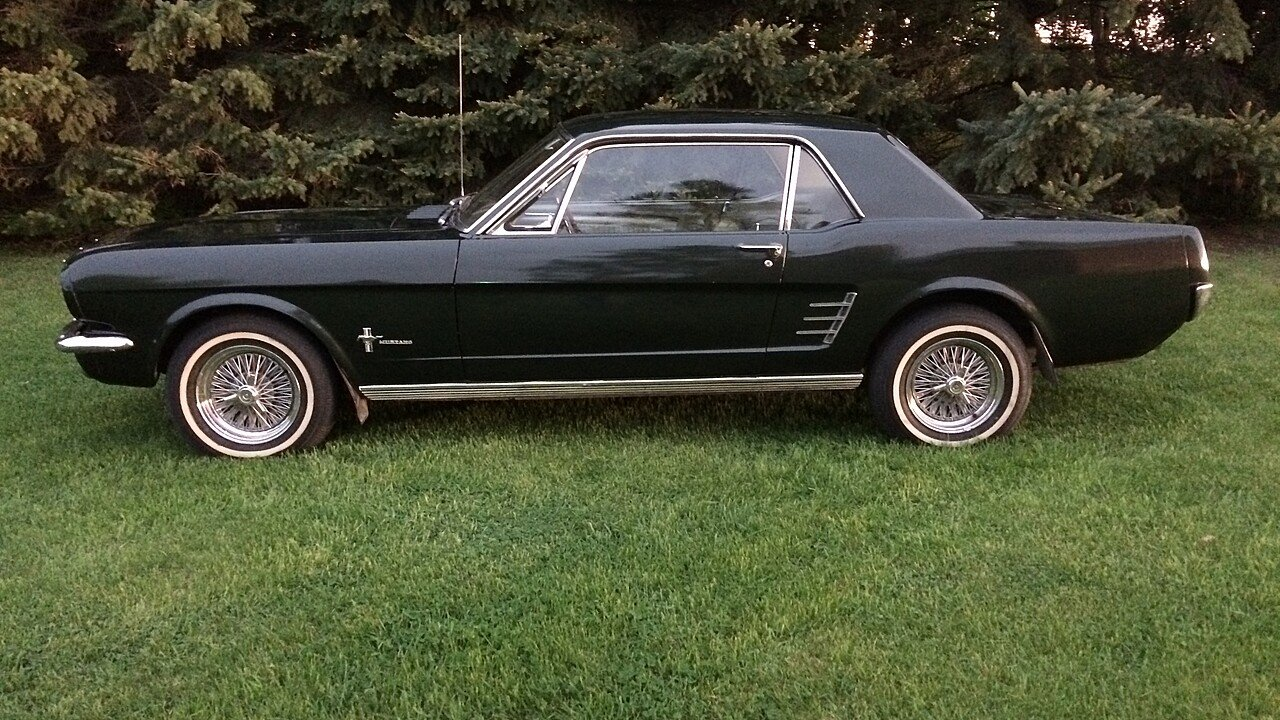 1966 Ford Mustang for sale 100998402