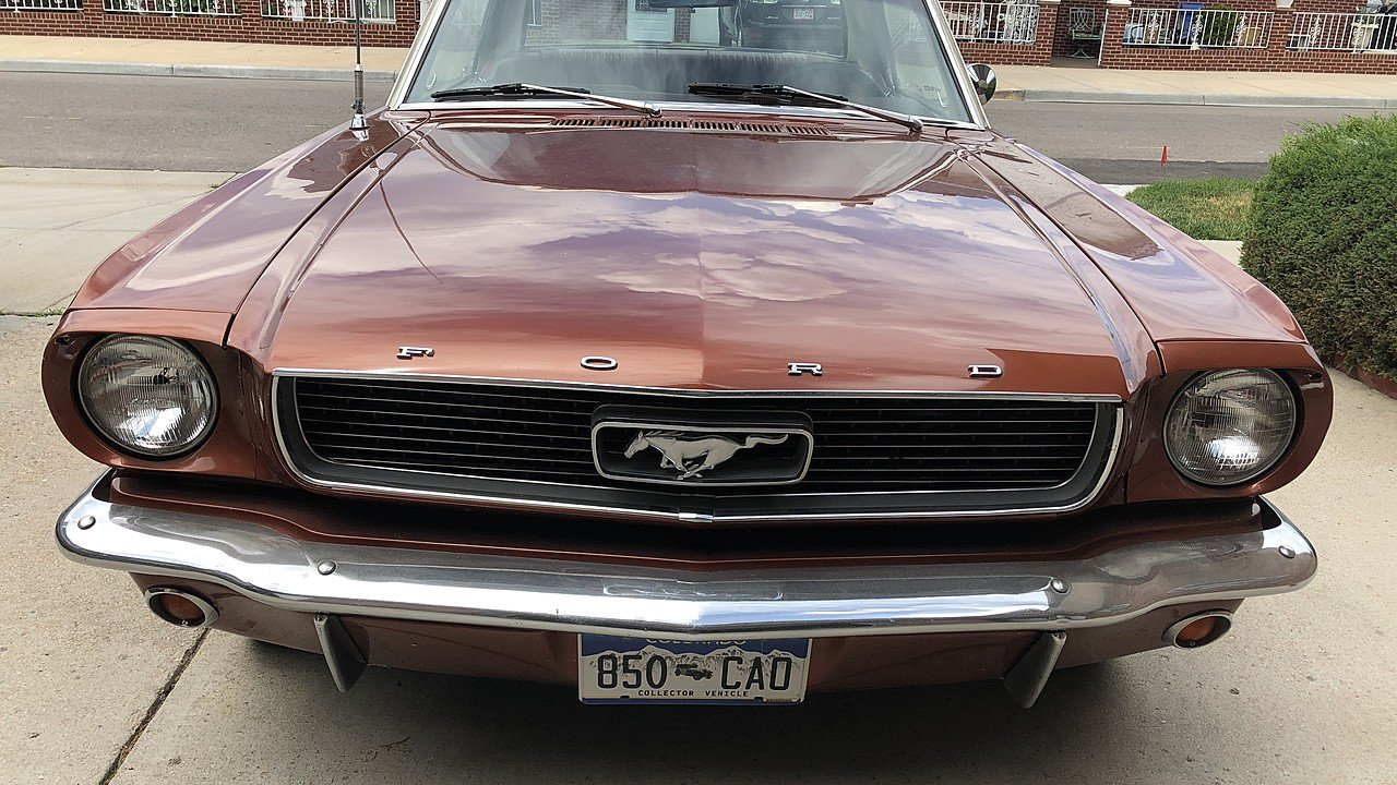 1966 Ford Mustang Coupe for sale 101008432