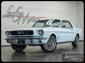 1966 Ford Mustang for sale 100761842