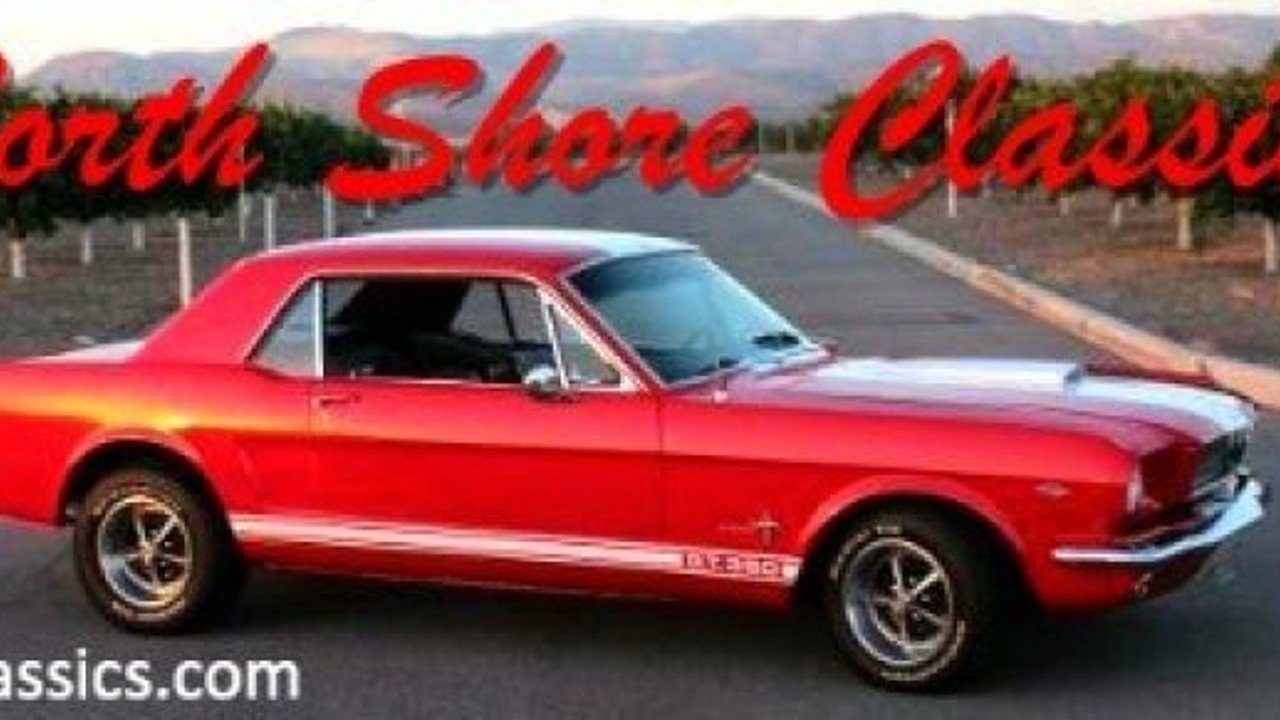 1966 ford mustang for sale 100775816