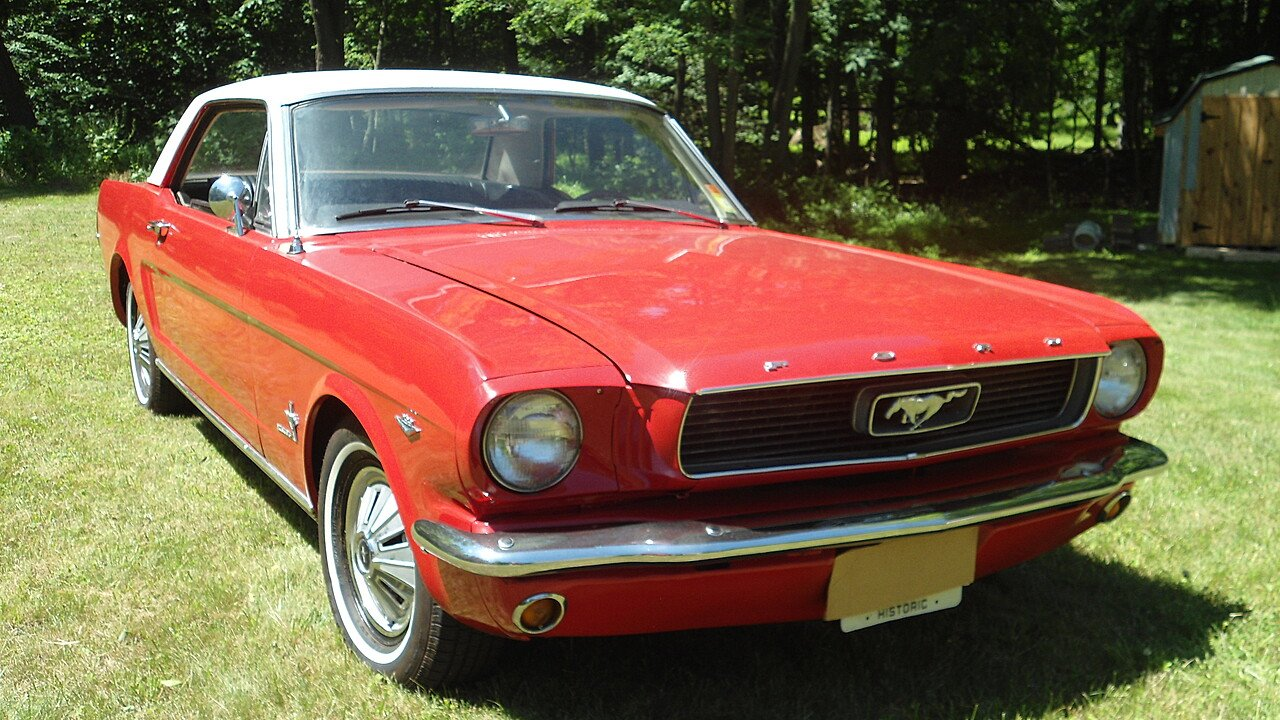 1966 Ford Mustang for sale 100778216