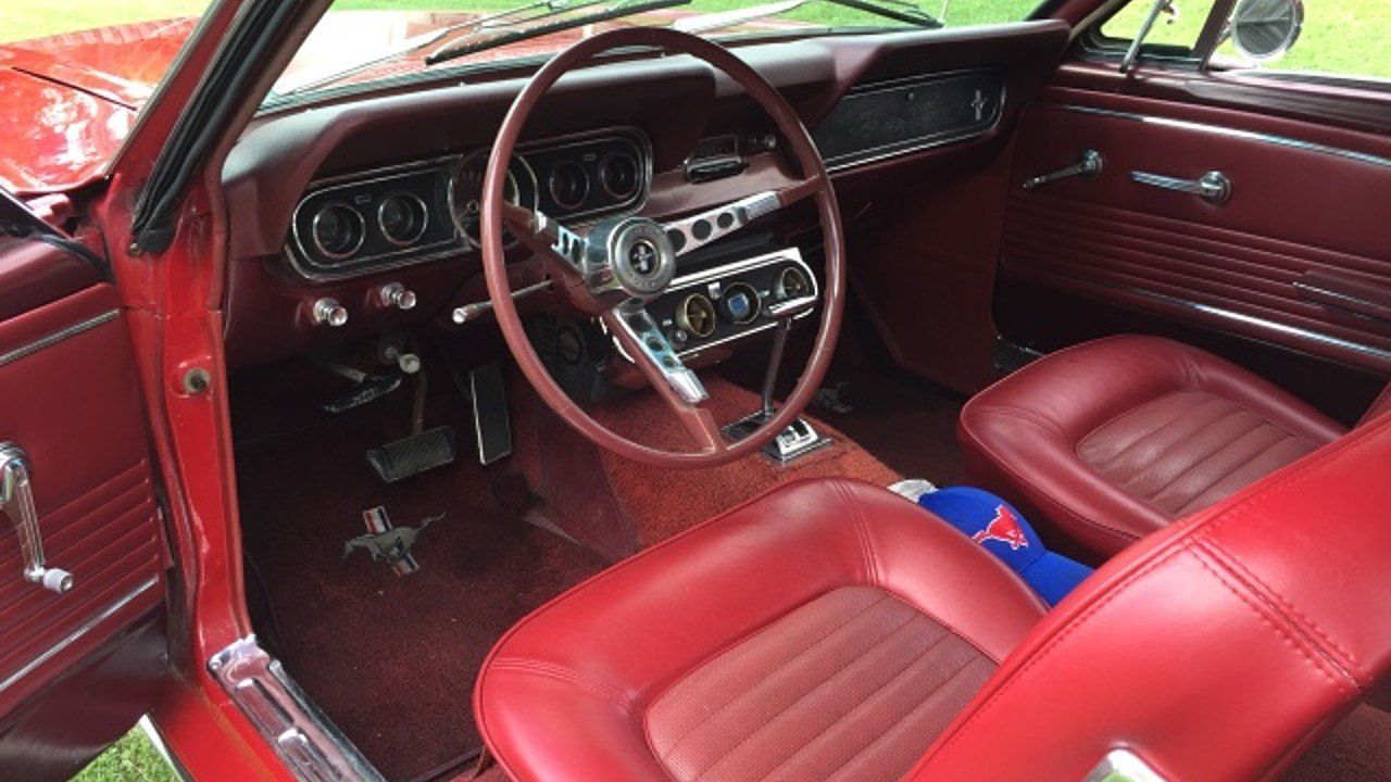 1966 Ford Mustang for sale near San Antonio, Texas 78228 - Classics ...