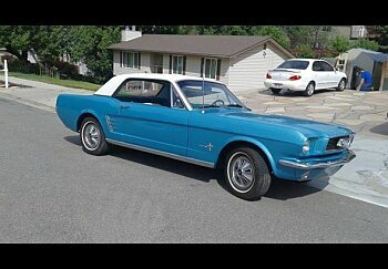 1966 Ford Mustang for sale 100799441