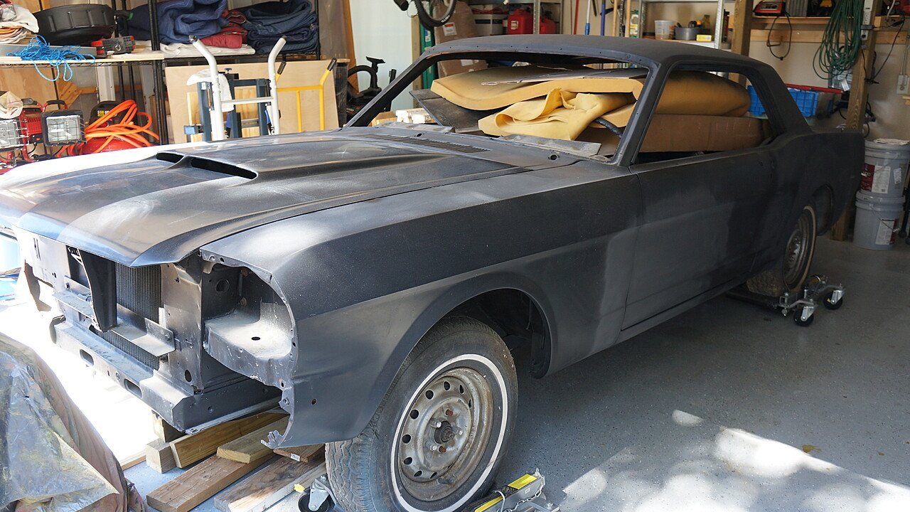 1966 Ford Mustang Coupe for sale 100820835