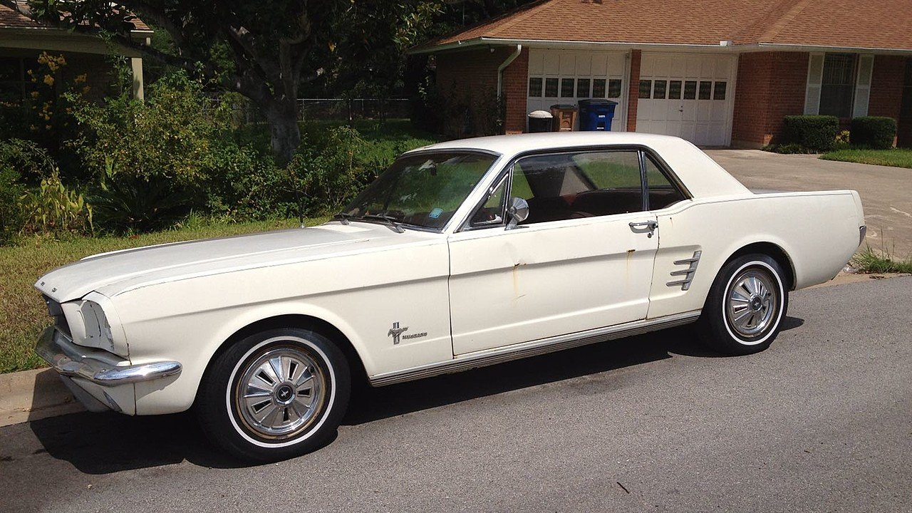 1966 ford mustang for sale near austin texas 78723. Black Bedroom Furniture Sets. Home Design Ideas