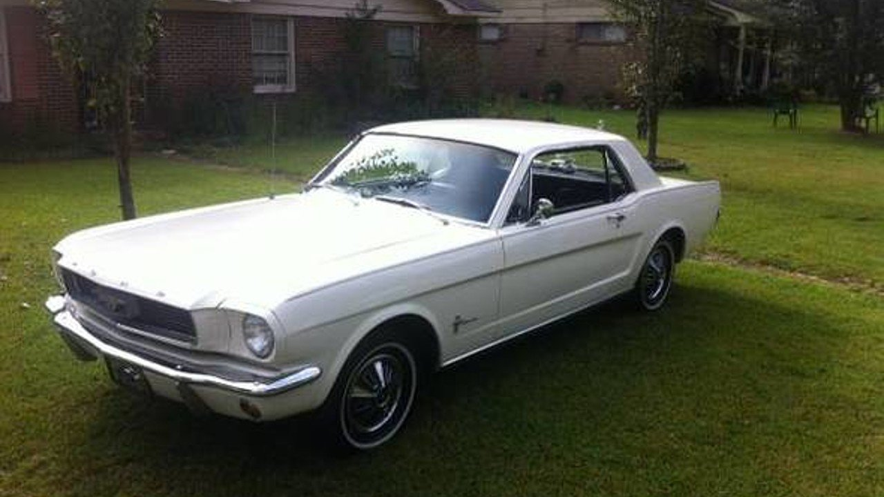 1966 Ford Mustang for sale 100841453