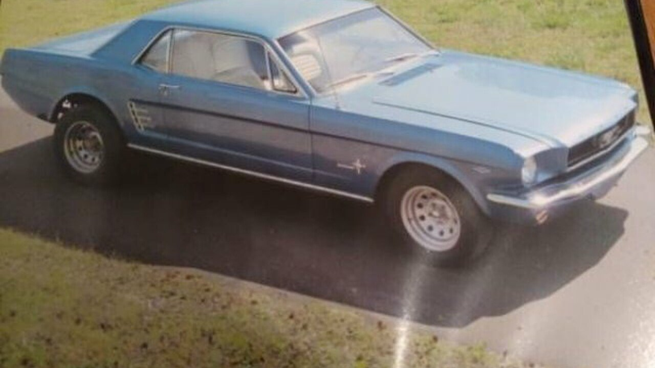 1966 Ford Mustang for sale 100858520