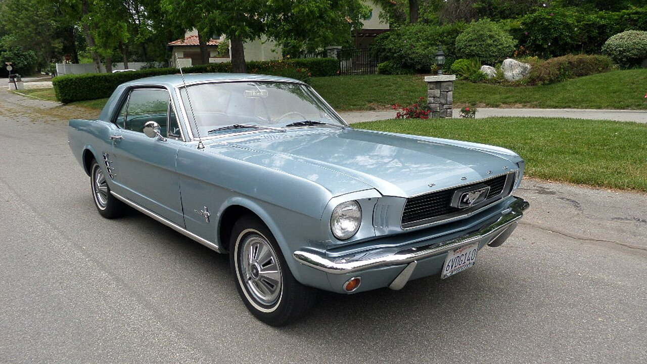1966 Ford Mustang for sale 100872191