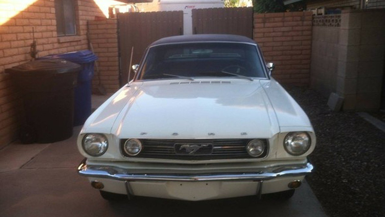 1966 Ford Mustang for sale 100874405