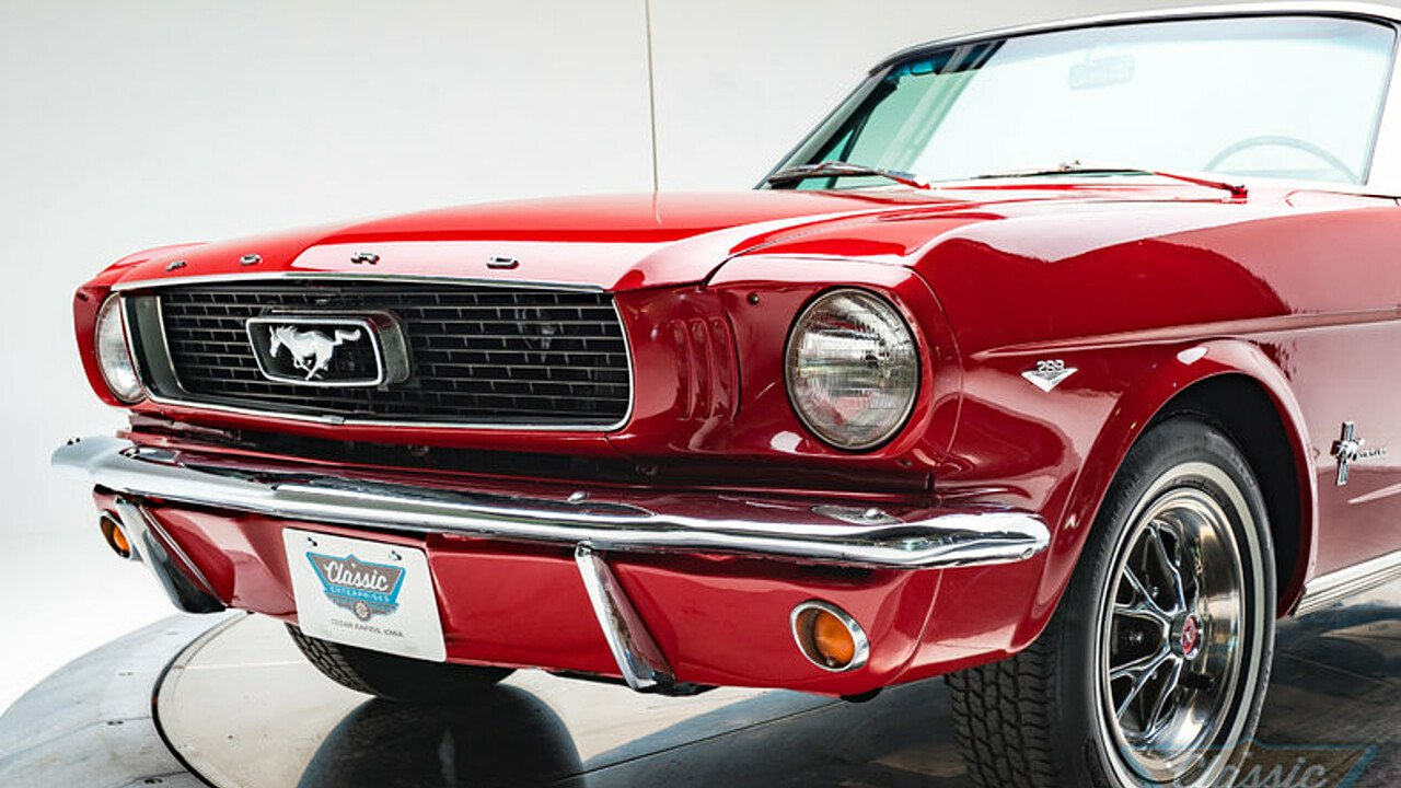 1966 Ford Mustang for sale 100877037