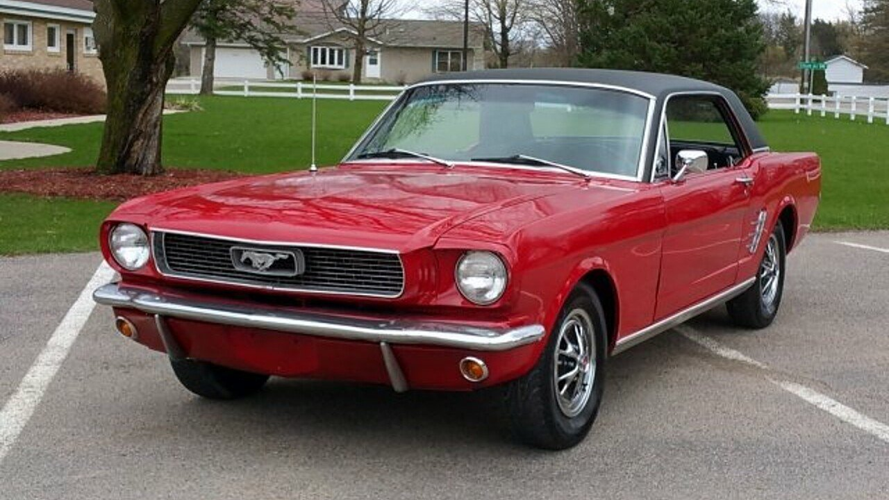 1966 Ford Mustang for sale near Silver Creek, Minnesota 55358 ...