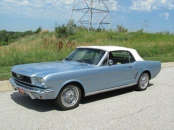1966 Ford Mustang for sale 100885374