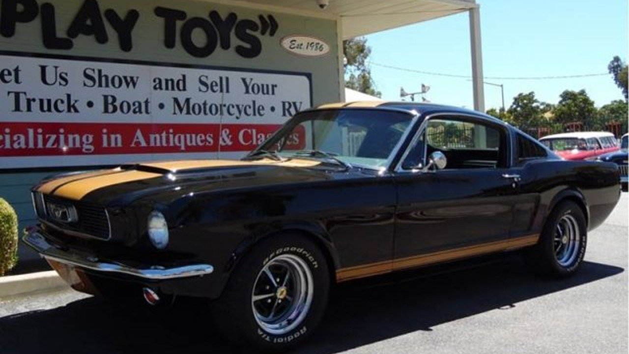 1966 Ford Mustang for sale 100888798