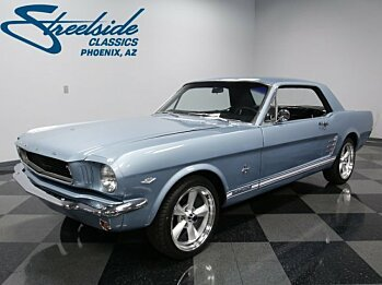 1966 Ford Mustang for sale 100910714