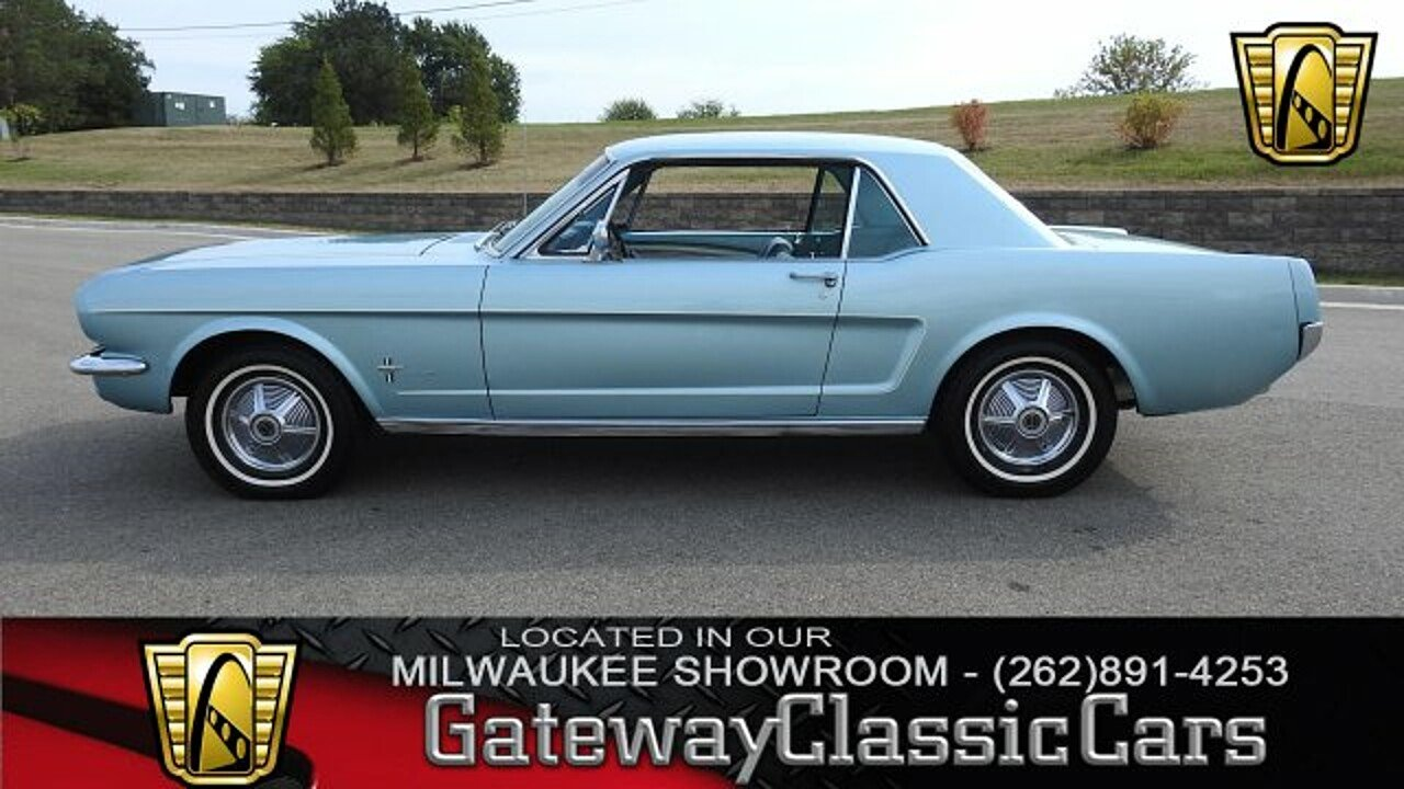 1966 Ford Mustang for sale 100920722