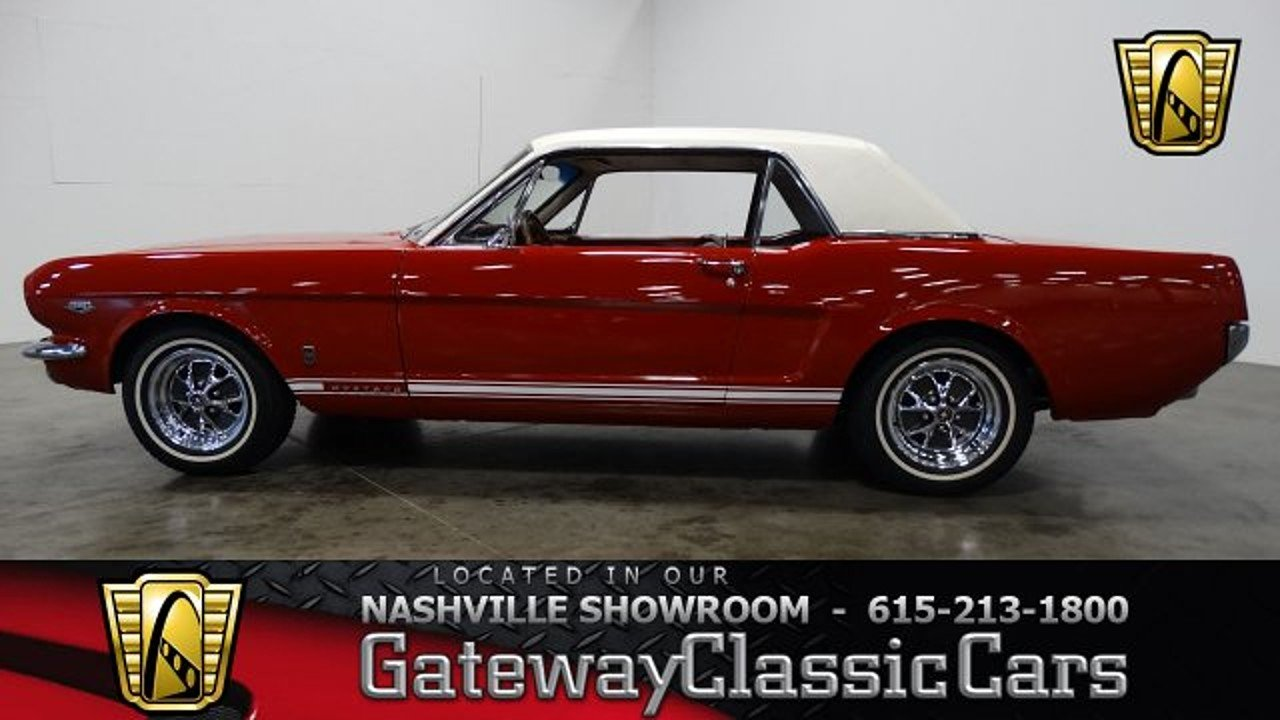 1966 Ford Mustang for sale 100920754