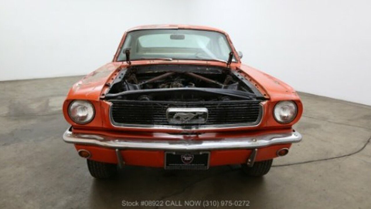 1966 Ford Mustang for sale 100923756