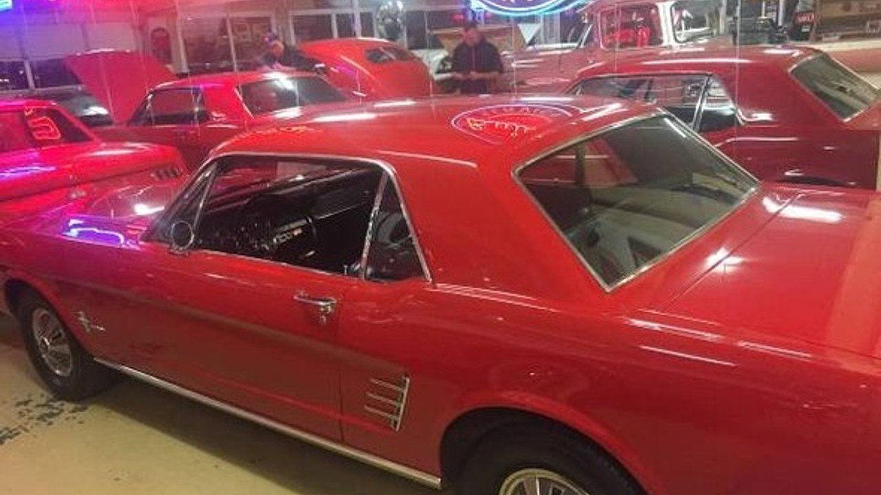 1966 Ford Mustang for sale 100945403