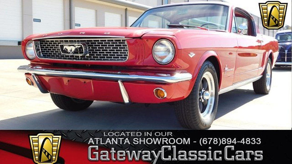 1966 Ford Mustang for sale 100964638