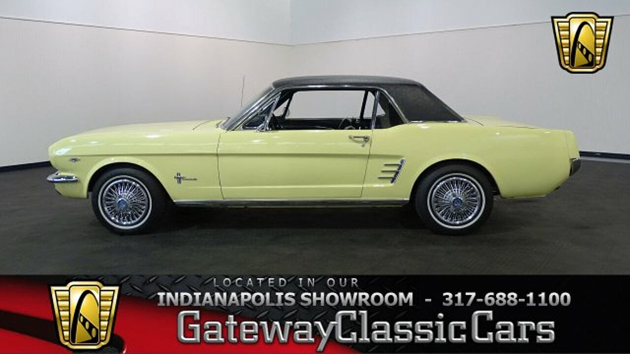 1966 Ford Mustang for sale 100964754