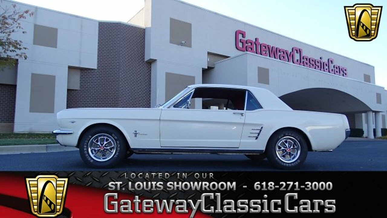 1966 Ford Mustang for sale 100965288