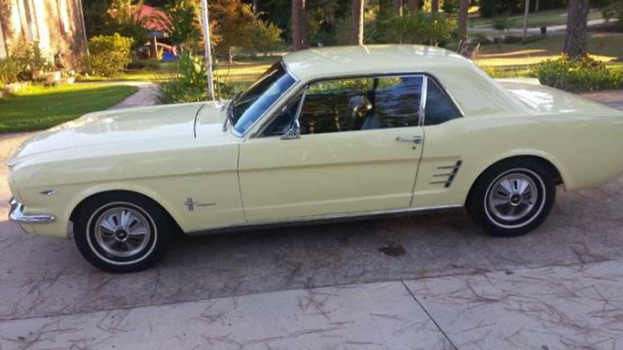 1966 Ford Mustang for sale 100968184